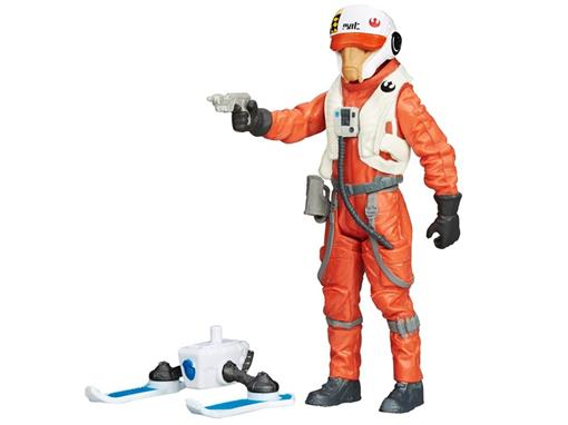 Boneco X Wing Pilot Asty - Star Wars The Force Awakens - Hasbro