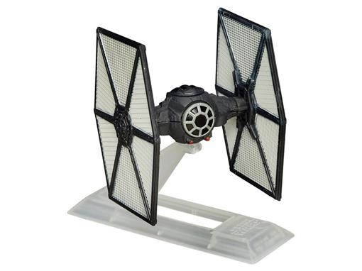 Nave Star Wars First Order TIE Fighter - Black Series - N.04 - Hasbro
