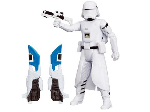 Boneco First Order Snowtrooper - Star Wars The Force Awakens - Hasbro
