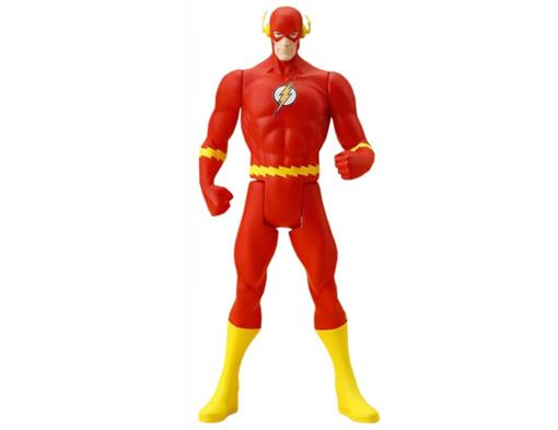 Estatua The Flash  Classic ArtFX+ Statue - Super Powers - Kotobukiya