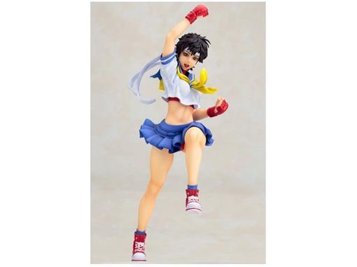 Estatua Sakura Bishoujo Statue - Street Fighter - Kotobukyia