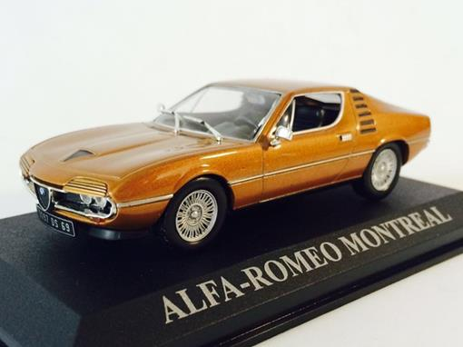 Alfa Romeo: Montreal - 1:43 - Altaya