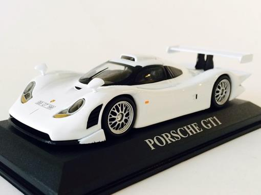 Porsche: GT1 - Branco - Altaya - 1:43