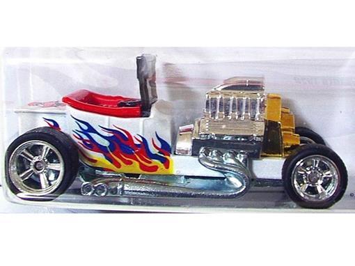 T-Bucket - Larrys Garage - 1:64 - Hot Wheels