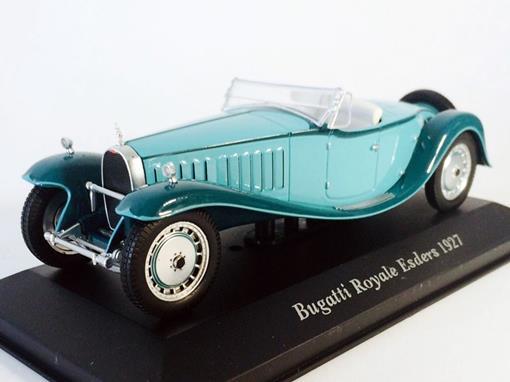 Bugatti: Royale Esders (1927) - 1:43 - Altaya