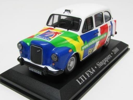 Taxi Lti: Fx4 - (Singapore, 2000) - 1:43 - Ixo