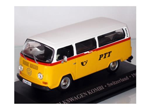 Taxi Volkswagen: Kombi - (Switzerland, 1965) - 1:43 - Altaya