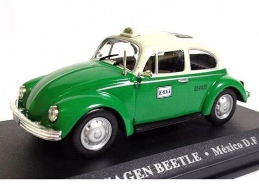 Taxi Volskwagen: Beetle - (Mexico D.F, 1985) - 1:43 - Altaya