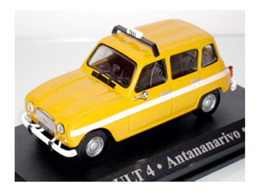 Taxi Renault: 4 - (Antananarivo, 1984) - 1:43 - Altaya