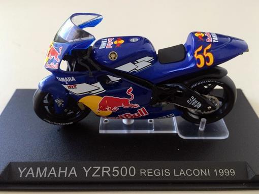 Yamaha: Yzr500 (1999) - Regis Laconi #55 - 1:24 - Altaya
