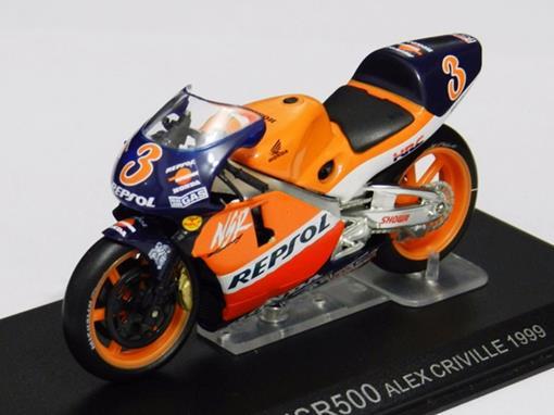 Honda: NSR500 - Alex Criville (1999) - 1:24 - Altaya