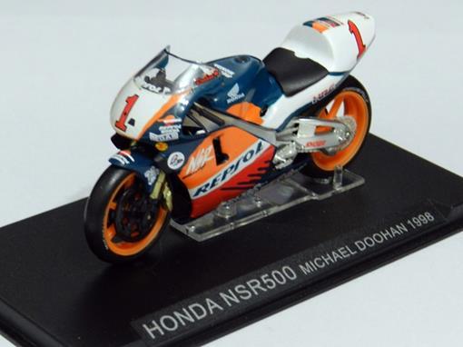 Honda: NSR500 (1998) - Michael Doohan #1 - 1:24 - Altaya