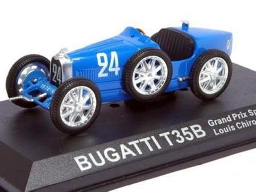 Bugatti: T35B - Grand Prix Sport (1928) - 1:43 - Del Prado