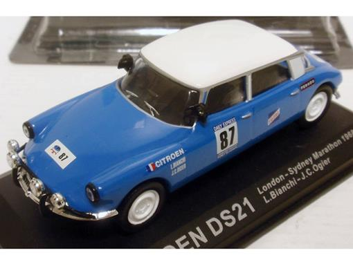 Citroen: DS21 - #87 London Marathon (1968) - 1:43 - Del Prado