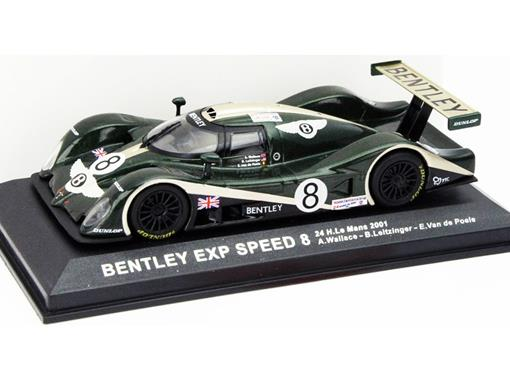 Bentley: Exp Speed #8 - 24h Le Mans (2001) - 1:43 - Del Prado