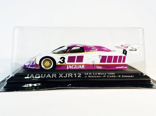 Jaguar: XJR12 - #3 24h Le Mans (1990) - 1:43 - Del Prado