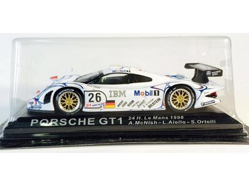 Porsche: GT1 - #26 McNish / Aiello / Ortelli - 24h Le Mans (1998) - 1:43 - Del Prado