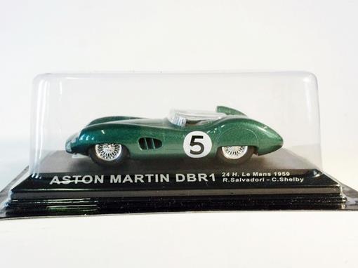 Aston Martin: DBR1 - 24h Le Mans (1959) - 1:43 - Delprado