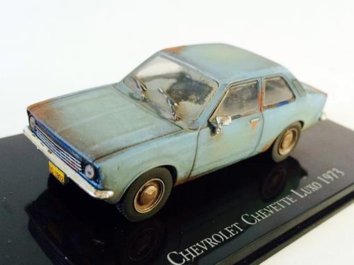 Chevrolet: Chevette Luxo (1973)