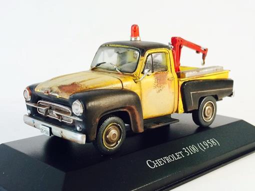 Chevrolet: 3100 Pickup (1958) - Auto Socorro