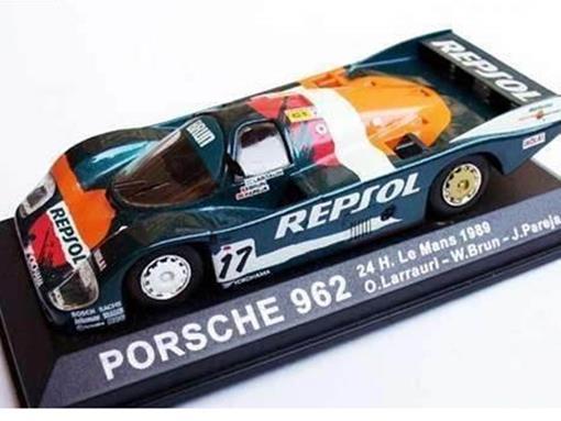 Porsche: 962 - #17 24h Le Mans (1989) - 1:43 - Del Prado