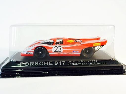 Porsche: 917 - #23 24h Le Mans (1970) - 1:43 - Del Prado