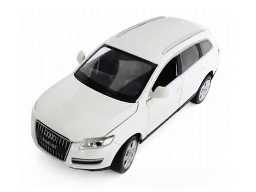 Audi: Q7 - C/ Luz e Som - California Action - 1:24 - California Toys