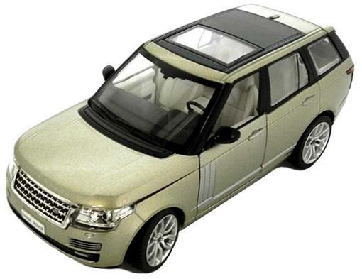 Land Rover: Range Rover - C/ Luz e Som - California Action - 1:24 - California Toys