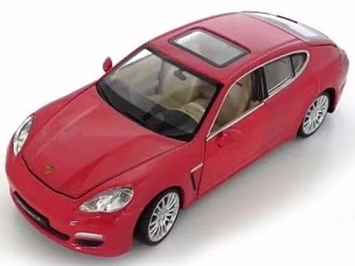 Porsche: Panamera S - C/ Luz e Som - California Action - 1:24 - California Toys