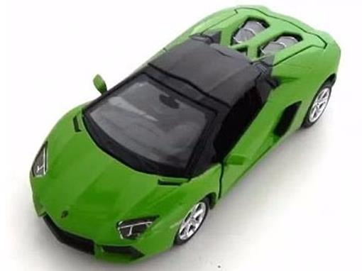 Lamborghini: Aventador LP700-4 Roadster - C/ Luz e Som - California Action - 1:32 - California Toys