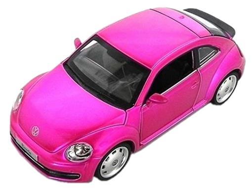 Volkswagen The Beetle: C/ Luz e Som - California Action - 1:32 - California Toys