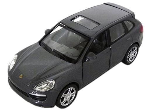 Porsche: Cayenne S - C/ Luz e Som - California Action - 1:32- California Toys