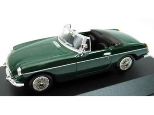 MGB Cabrio - Verde - 1:43 - Del Prado