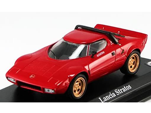 Lancia: Stratos - Vermelho - 1:43 - Del Prado