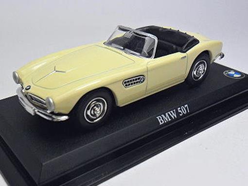 BMW: 507 - Creme - 1:43 - Del Prado