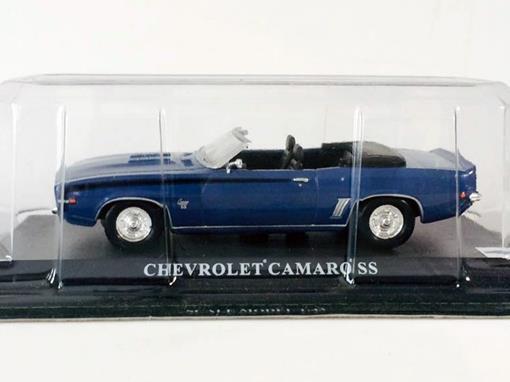 Chevrolet: Camaro SS - Azul - 1:43 - Del Prado
