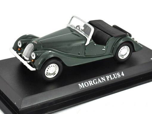 Morgan: 4 Plus - Verde - 1:43 - Del Prado