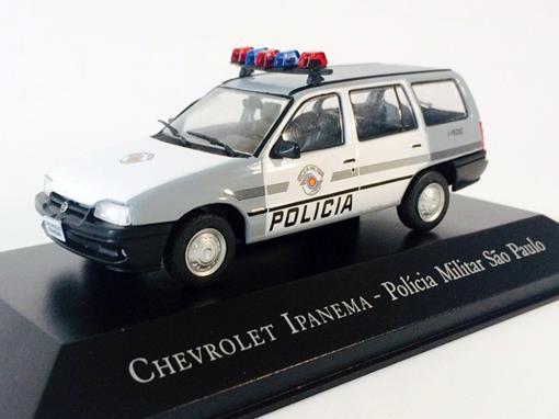Chevrolet: Ipanema - Policia Militar São Paulo - 1:43 - Ixo