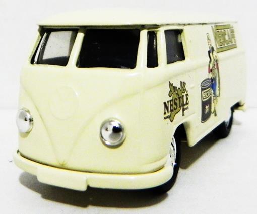 Volkswagen: Transporter Van Kombi - Nescafé - 1:50 - Corgi