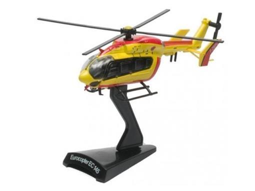 Helicóptero: Eurocopter EC145 - Bombeiros - 1:90 - Del Prado