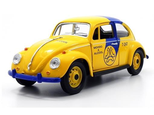 Volkswagen: Fusca Telesp (1967) - 1:24 - California Toys