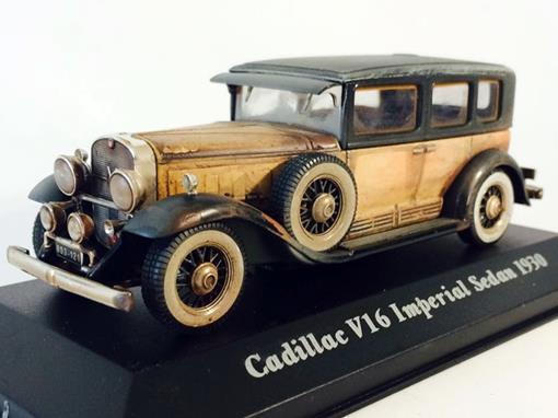 Cadillac: V16 Imperial Sedan (1930) -