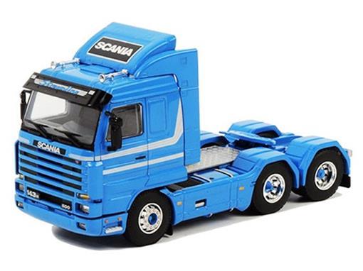 Scania: 3 6x2 Premium Line - Cavalo - 1:50 - WSI