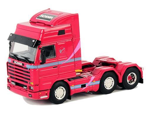 Scania: 3 6x2 Premium Line - Cavalo - Vermelho - 1:50 - WSI