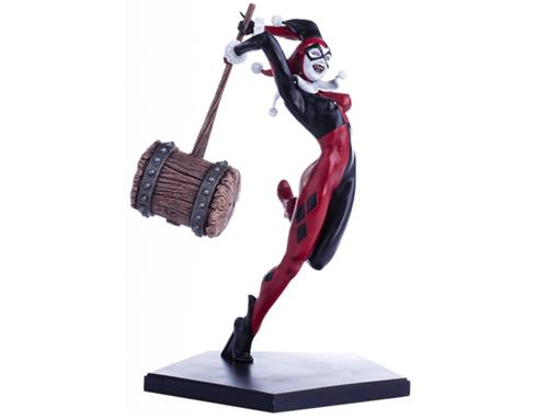Estátua Harley Quinn - Art Scale - 1:10 - Iron Studios