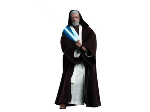 Boneco Obi-Wan Kenobi - Star Wars - 1:6 - Hot Toys