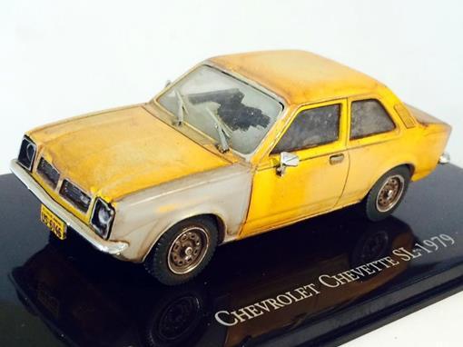 Chevrolet: Chevette SL (1979) -