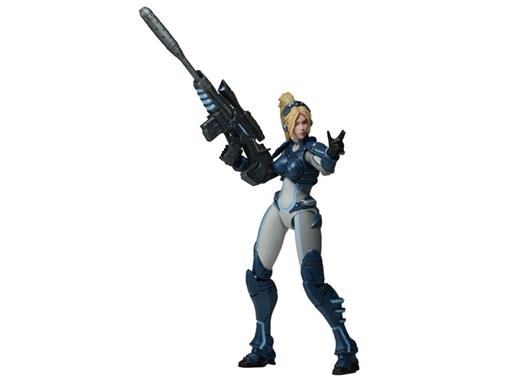 Boneco Dominion Ghost Nova - Heroes Of The Storm - Neca