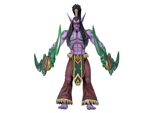 Boneco The Betrayer Illidan - Heroes Of The Storm - Neca