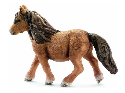 Égua Pônei Shetland - Schleich